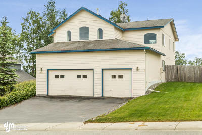 Single Family Home For Sale: 7596 Tarsus Drive