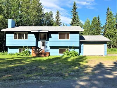 Kenai Single Family Home For Sale: 5209 King Salmon Drive