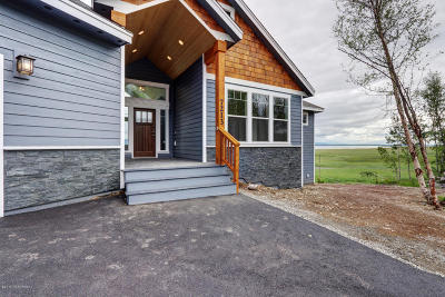 Wasilla Single Family Home For Sale: L11 S Hayfield Road