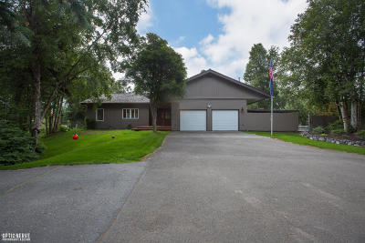 Anchorage Single Family Home For Sale: 4200 Rabbit Creek Road