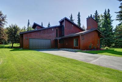 Anchorage Single Family Home For Sale: 7240 Tree Top Circle