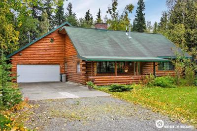 Anchorage Single Family Home For Sale: 5620 E 98th Avenue