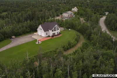 Wasilla Single Family Home For Sale: 712 N Tiffany Drive