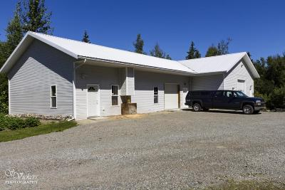Wasilla Single Family Home For Sale: 6719 Bogle Bluff Drive