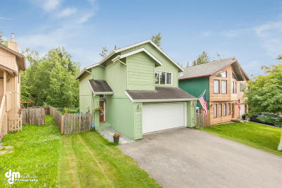 Eagle River Single Family Home For Sale: 17700 Beaujolais Drive