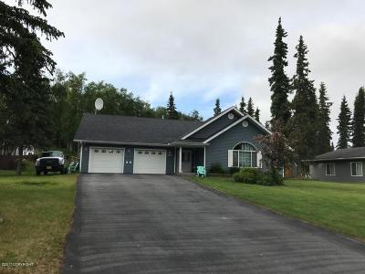 Soldotna Single Family Home For Sale: 514 Knoll Circle