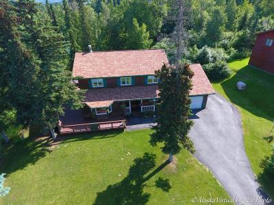 Anchorage Single Family Home For Sale: 10301 Tree Top Lane