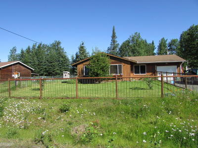 Kenai Single Family Home For Sale: 1609 Aliak Drive