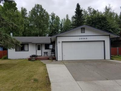 Eagle River Single Family Home For Sale: 16046 Mammoth Court