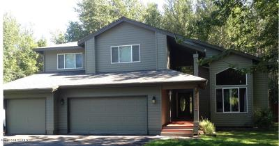 Anchorage Single Family Home For Sale: 8231 Heavenly Circle