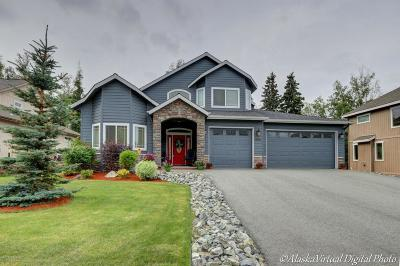 Eagle River Single Family Home For Sale: 10885 Splendor Loop