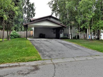 Anchorage Condo/Townhouse For Sale: 4126 Rollins Drive #11