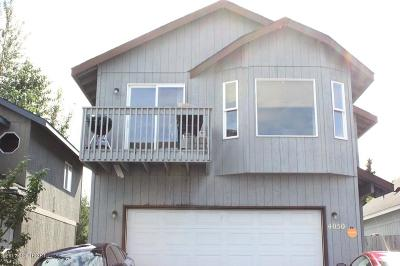 Anchorage Single Family Home For Sale: 4050 Lakeridge Court