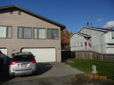 Anchorage Rental For Rent: 2001 E 75th Avenue #B