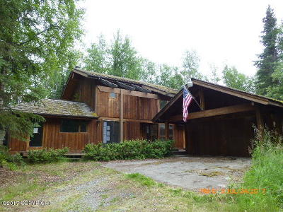 Anchorage Single Family Home For Sale: 11330 Elmore Road