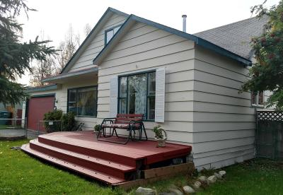 Anchorage Single Family Home For Sale: 304 Stewart Street
