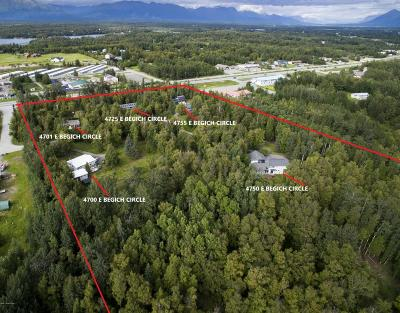 Wasilla AK Commercial For Sale: $2,500,000