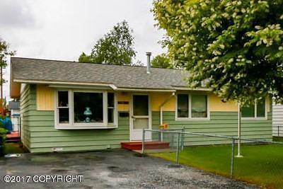 Anchorage Single Family Home For Sale: 240 Bunn Street