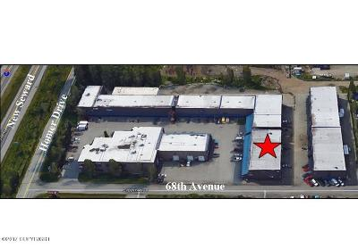 Anchorage Commercial Lease For Lease: 1220 E 68th Avenue #103