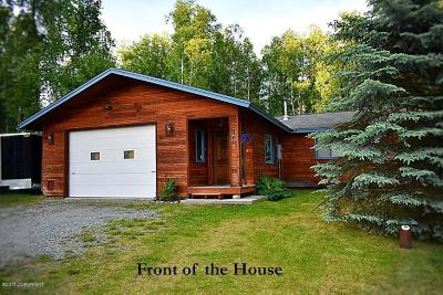 Chugiak Single Family Home For Sale: 21643 Bear View Place
