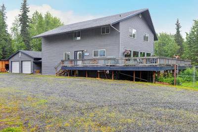 Soldotna Single Family Home For Sale: 36147 Forest Lane