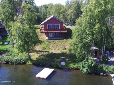 Big Lake Single Family Home For Sale: 19087 W Arctic Tern Lane