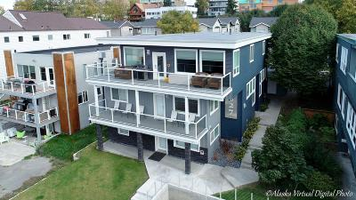 Anchorage Multi Family Home For Sale: 627 N Street