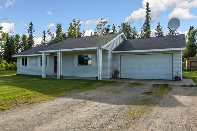 Kenai Single Family Home For Sale: 43535 Eddies Way
