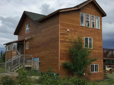 Soldotna, Sterling, Kenai Single Family Home For Sale: 38095 Adkins Road