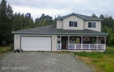 Wasilla Single Family Home For Sale: 4215 N Farm Field Place