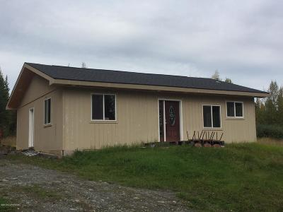 Soldotna Single Family Home For Sale: 48560 Cardwell Road