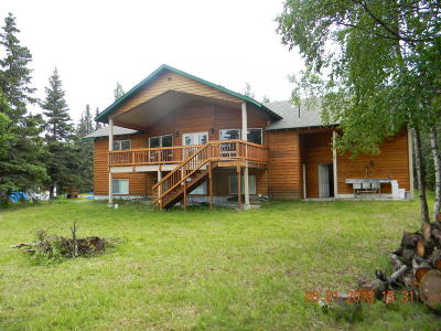 Soldotna, Sterling, Kenai Single Family Home For Sale: 2735 Watergate Way