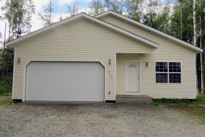Wasilla Single Family Home For Sale: 6744 S Bogle Bluff Drive