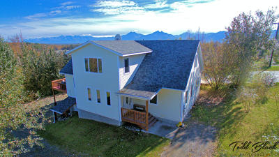 1d - Matanuska Susitna Borough Single Family Home For Sale: 6811 W Leopold 6831 Loop