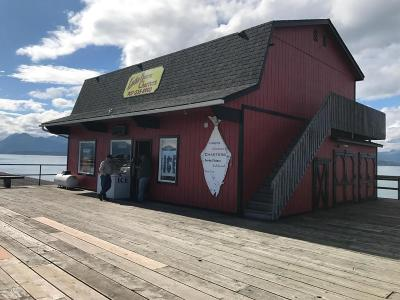 Commercial For Sale Commercial Bldg: 4025 Homer Spit Road #4