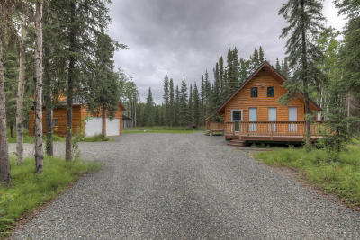 Soldotna, Sterling, Kenai Single Family Home For Sale: 35152 Betty Lou Drive
