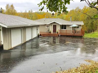 Anchorage Single Family Home For Sale: 7311 Old Hillside Way