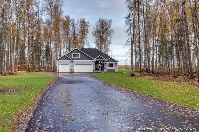 Chugiak Single Family Home For Sale: L1 Chugiak Drive