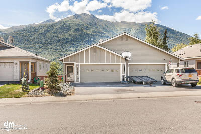Eagle River Single Family Home For Sale: 20688 Icefall Drive