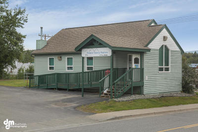Wasilla Commercial For Sale: 290 Willow Street