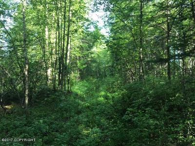 Willow AK Residential Lots & Land For Sale: $100,000