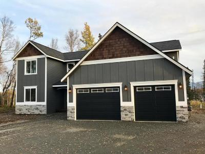 1d - Matanuska Susitna Borough Single Family Home For Sale: 912 W Moose Park Drive