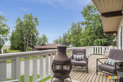 Anchorage Single Family Home For Sale: 749 Oceanview Drive
