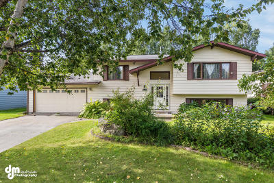 Single Family Home For Sale: 3626 Bisquier Drive
