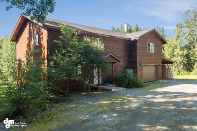 Wasilla Single Family Home For Sale: 3900 S Tradewinds Circle