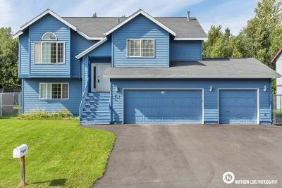 Anchorage Single Family Home For Sale: 8190 Kronos Drive