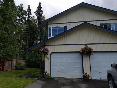 Wasilla Single Family Home For Sale: 332 W St Ives Circle