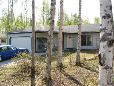 Wasilla Single Family Home For Sale: 6770 W Cambridge Drive