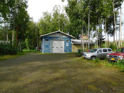 Wasilla Commercial For Sale: 3853 S Knik Goose Bay Road