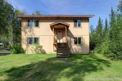 Wasilla Single Family Home For Sale: 3960 S Cook Inlet Circle